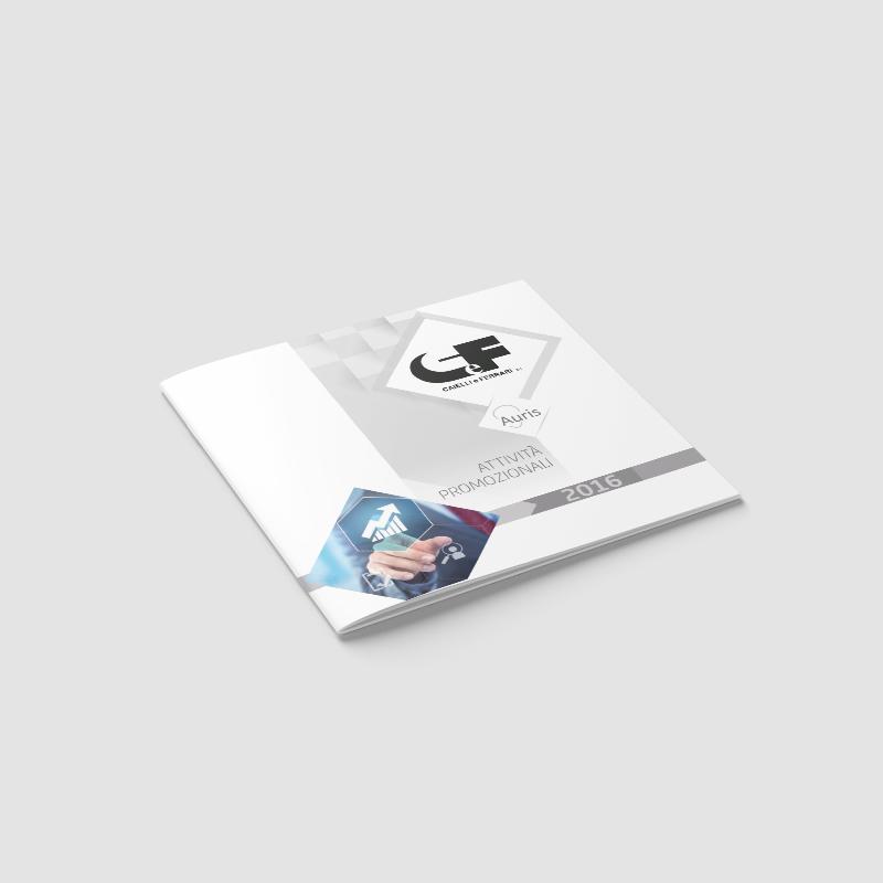 La brochure aziendale